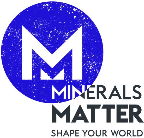Minerals Matter Portrait MASTER LOGO PRINT ART